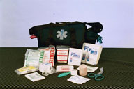 First Aid Kit, Trauma Kit
