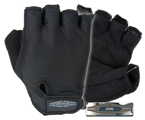 Half finger Bike Patrol Gloves