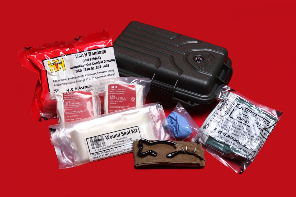 INDIVIDUAL TRAUMA BOX KIT