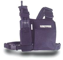 Adjusta-Pro Radio Chest Harness - Black - RCH1-I
