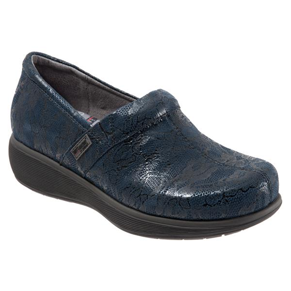 GRAY'S ANATOMY NAVY LACE SOFT WALK