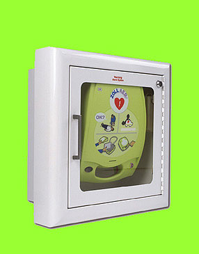 Recessed Wall Mounting Cabinet for AED