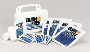 Burn Free Industrial Kit