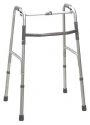 Adult, Deluxe Folding Walker, One Button