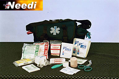 First Responder/Mini Trauma Kit